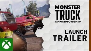 Monster Truck Championship - Launch Trailer
